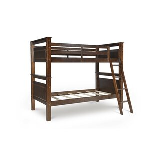 Jalyn Twin Over Twin Bunk Bed by Harriet Bee #1