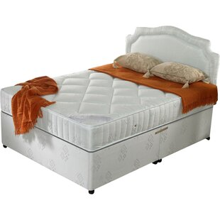 Tarleton Coil Sprung Divan Bed By 17 Stories