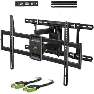 Full Motion TV Wall Mount for 42 75 Screens