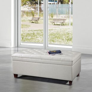 Darby Home Co Dail Storage Bench