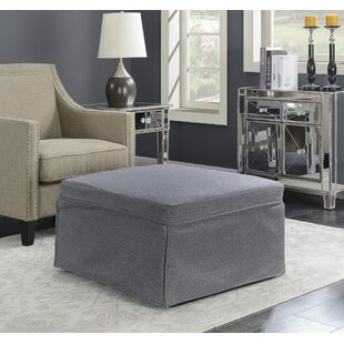 Camden Cocktail Ottoman by Andover Mills