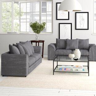 Moana 2 Piece Sofa Set By Zipcode Design