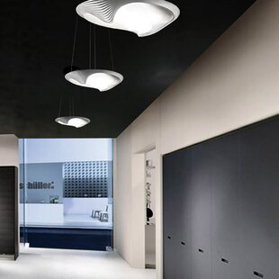 Sestessa 2-Light Chandelier by ZANEEN design