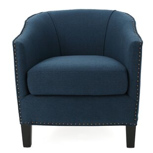 Fleur De Lis Living Ahearn Barrel Chair