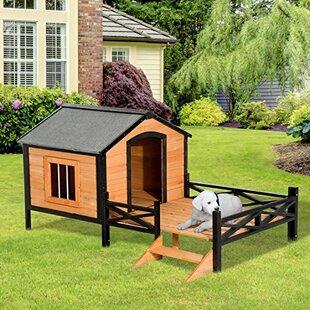 backyard dog house