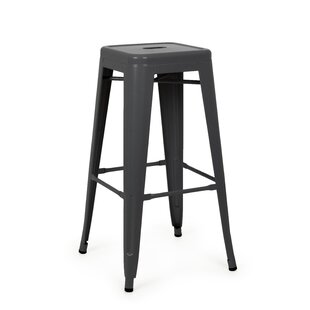 Clearsky 76cm Bar Stool (Set Of 4) By Borough Wharf