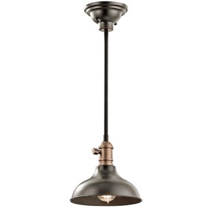 Kichler Cobson 1-Light Dome Pendant