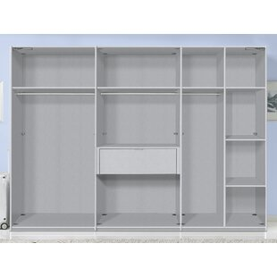Burriss 50cm Wide Shelving By Rebrilliant