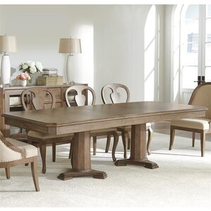 Cora Extendable Dining Table by One Allium Way