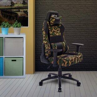 Breesha Ergonomic Gaming Chair by Latitude Run
