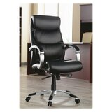 Lorell Executive Bonded Leather High-Back Chair by Lorell