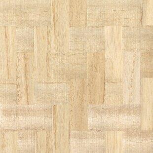 Jade Lera 24 X 36 Wood Wallpaper
