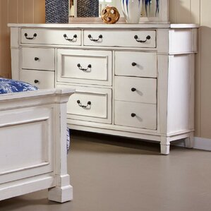 8 Drawer Dresser by LYKE Home