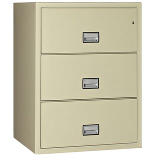 3-Drawer Lateral Filing Cabinet by Phoenix Safe International Best #1