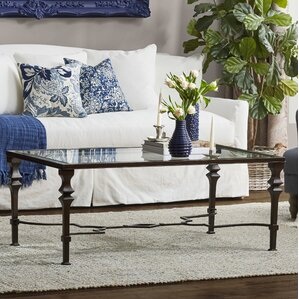 Barnicle Coffee Table by Astoria Grand