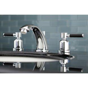 Kingston Brass Kaiser Widespread Bathroom Fa..