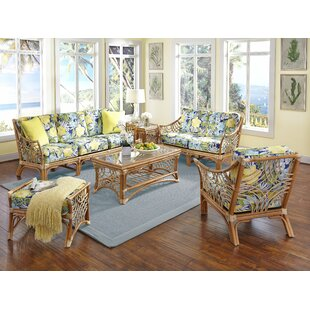 Bayou Breeze Rainey 6 Piece Living Room Set