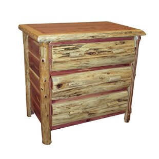 Delmar 3 Drawer Chest