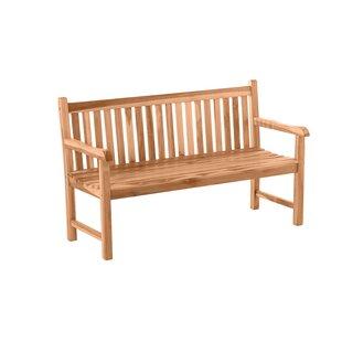 Lindel Teak Bench Image
