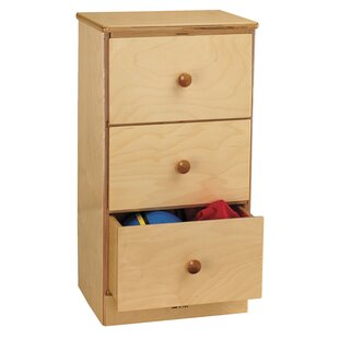 3 Drawer Chest by Childcraft
