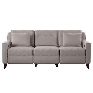 Logan Reclining Sofa by Wayfair Custom Uphol..