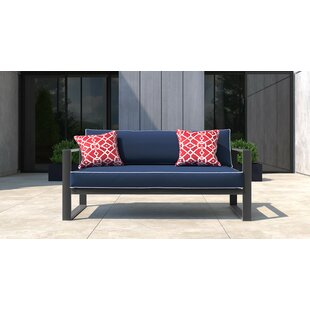 Monterey Patio Sofa With Cushion by Tommy Hilfiger Best Design