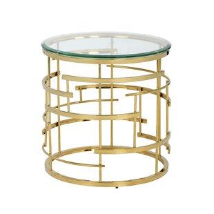 Ikon Cielo End Table by Sunpan Modern