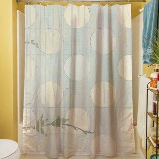 Summer Vine III Single Shower Curtain