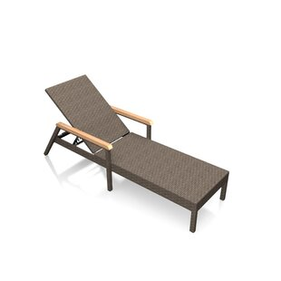 Harmonia Living Arden Reclining Chaise Lounge