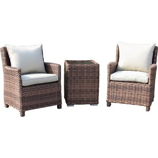 Dutil 3 Piece Conservation Set with Cushions