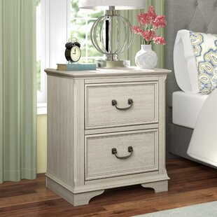 Trenton 2 Drawer Nightstand