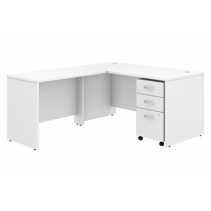 Studio C 3 Piece L Shaped Desk Office Suite