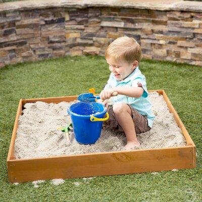 Outward Spot Square Sandbox