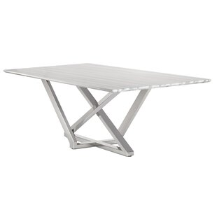 Johnette Dining Table by Orren Ellis Looking for