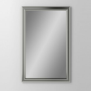 Best Reviews Main Line 19.25 x 39.38 Recessed Medicine Cabinet By Robern