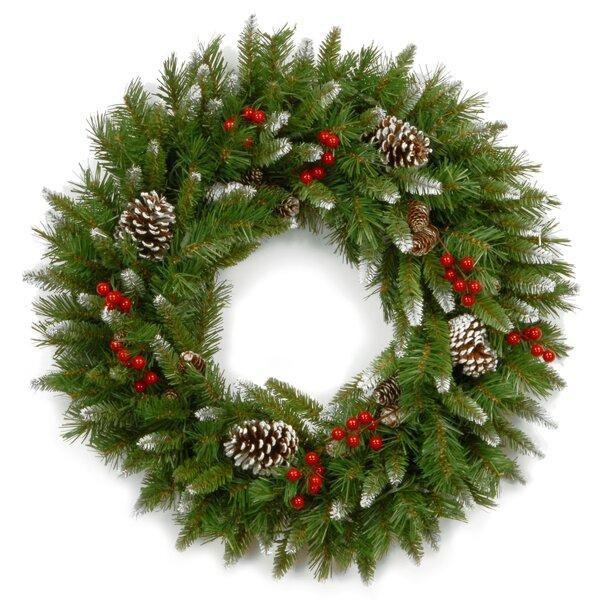 Christmas Wreaths You Ll Love In 2020 Wayfair Ca