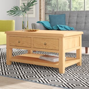 Coffee Table By Gracie Oaks