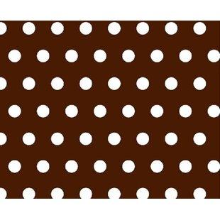 Polka Dots Play Yard  Sheet bySheetworld