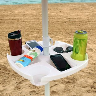 Lexis Beach Umbrella Table by Freeport Park Wonderful