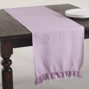 Purple Table Runners Youu0027ll Love | Wayfair