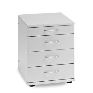 Deals Quapaw 3 Drawer Filing Cabinet