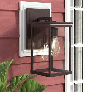 Mccombs 3-Light Outdoor Wall Lantern
