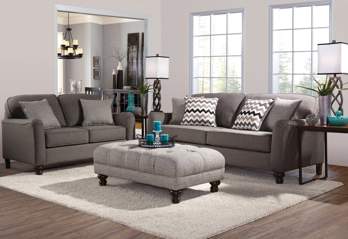Traditional Living Room Sets  SKU  THRE8175  default nameThree Posts Bilbrook Living Room Collection   Reviews   Wayfair. Living Room Collections. Home Design Ideas
