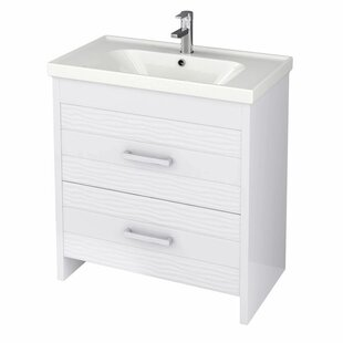 Best Price Lotus 31 Single Bathroom Vanity Set By Nameeks Vanities