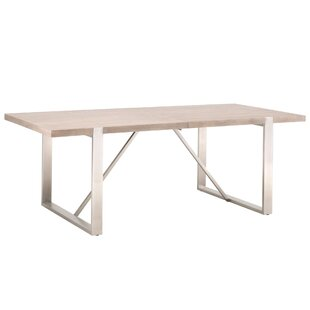 Bak Extension Dining Table by Ivy Bronx