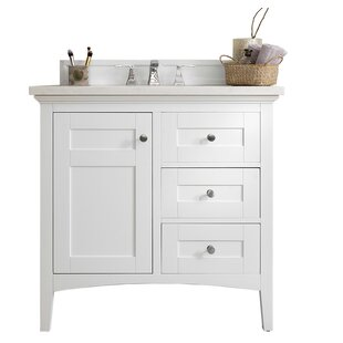 Palisades 35 Single Bathroom Vanity Base Only By James Martin Furniture