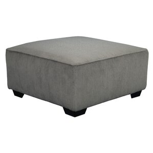 Ellicottville Ottoman by Charlton Home