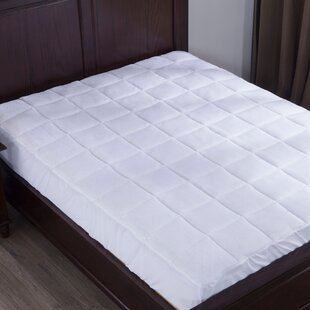 Down Alternative Mattress Pad