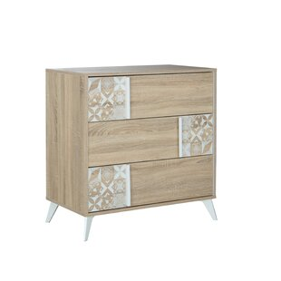 Thornaby 3 Drawer Chest By Fjørde & Co
