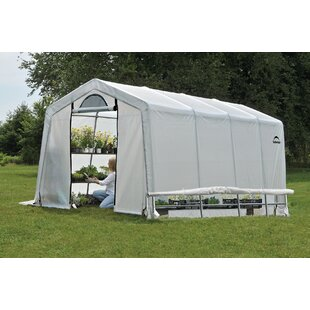 3m W X 6.1m D Greenhouse By ShelterLogic